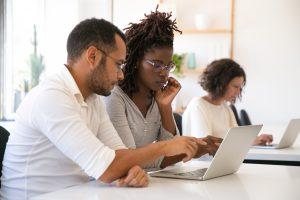 Phishing email training