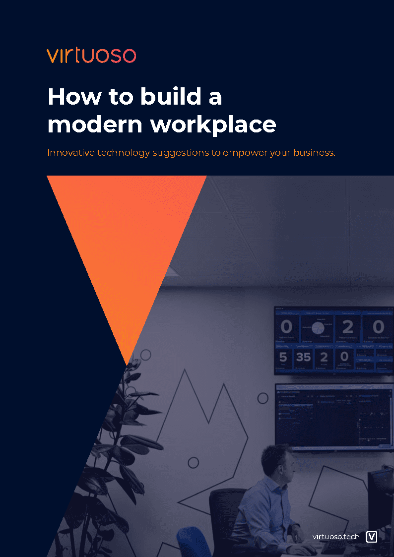 How to build a modern workplace